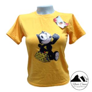 camisetas felix el gato