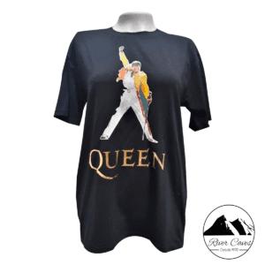 camiseta de queen